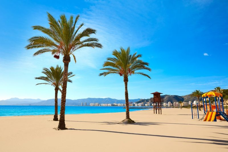Playa raco Cullera