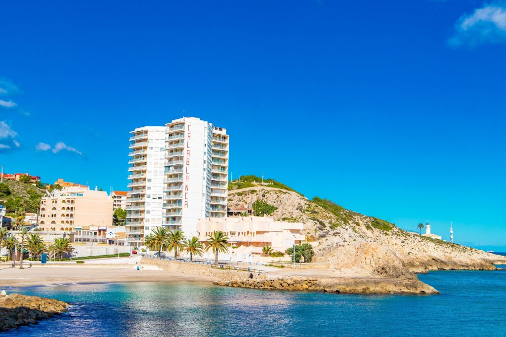 playa faro Cullera