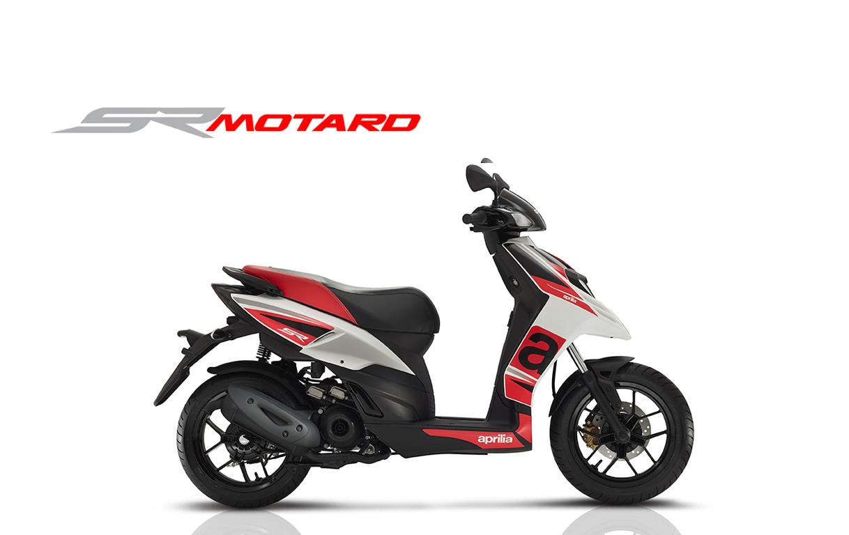 Aprilia-SR-Motard-50