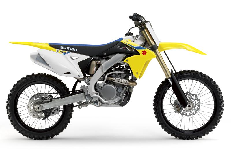 Suzuki-RM-Z-250