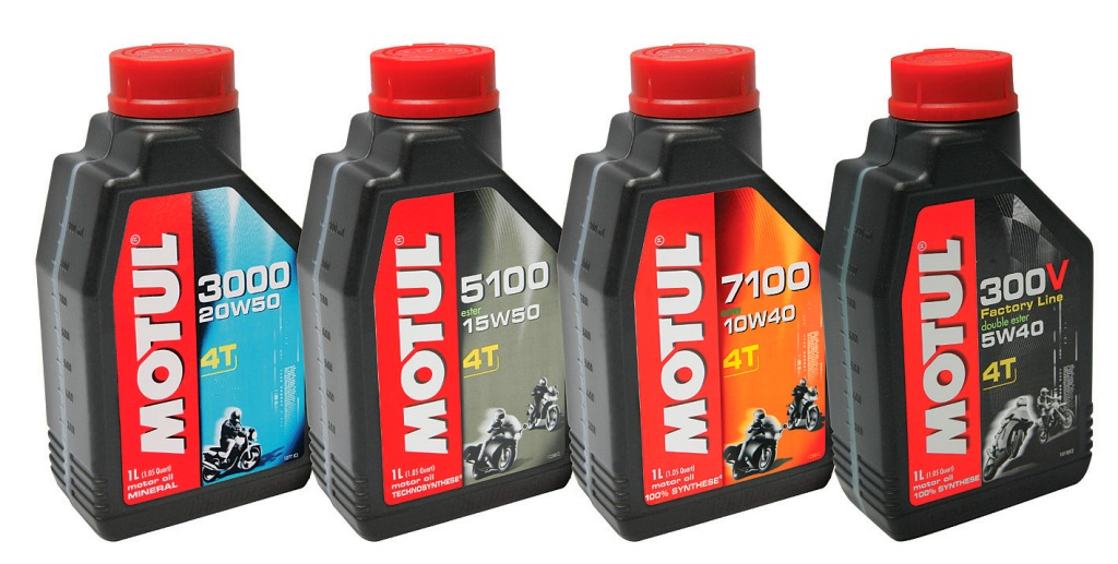 tipos de aceite para moto 2019