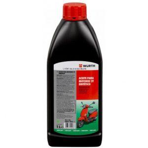 aceite wurth 2 tiempos