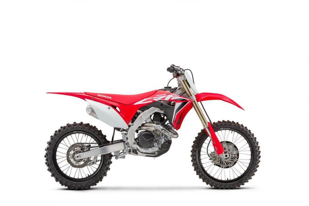 honda crf 450r 2020