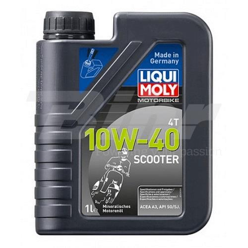 liqui moly 10w40 scooter