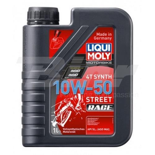 liqui moly 10w50 street race