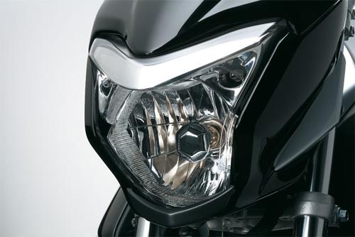 iluminación moto