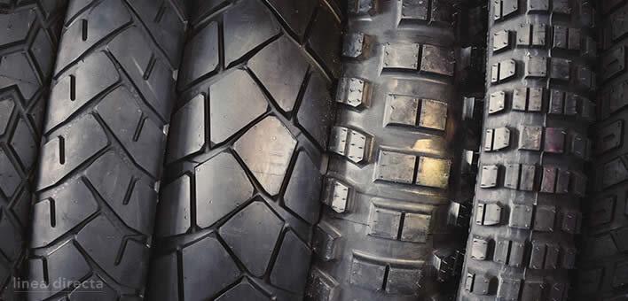 sustituir neumáticos moto