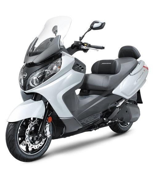 sym maxsym 600cc